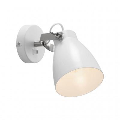 Ceiling lamp LARGO 25W E27 white 47051001 Nordlux