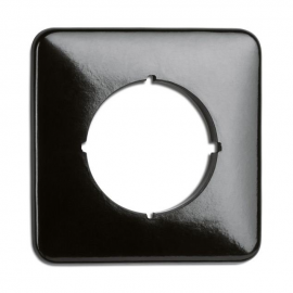 Rustic Bakelite Single Square Frame 119328 THPG