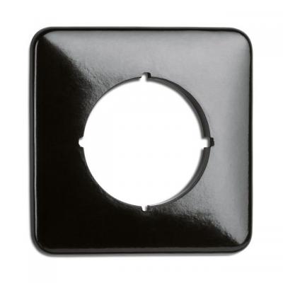 Rustykalna bakelitowa ramka pojedyncza kwadratowa 119328 THPG