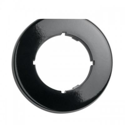 Rustykalna bakelitowa ramka końcowa okrągła 173092 THPG