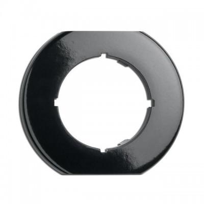 Rustic bakelite center frame round 173093 THPG
