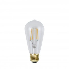 SOFT GLOW decorative LED bulb ST58 1.6W 2100K dimmable Star Trading