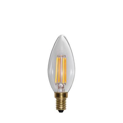 SOFT GLOW 3 power levels, E14 C35 4W 2100K LED decorative bulb Star Trading