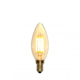 SOFT GLOW decorative LED bulb E14 C35 4W 2100K dimmable Star Trading