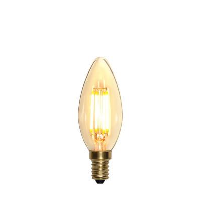 SOFT GLOW żarówka dekoracyjna LED E14 C35 4W 2100K ściemnialna Star Trading
