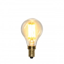 SOFT GLOW decorative LED bulb E14 P45 4W 2100K dimmable Star Trading