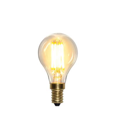 SOFT GLOW żarówka dekoracyjna LED E14 P45 4W 2100K ściemnialna Star Trading