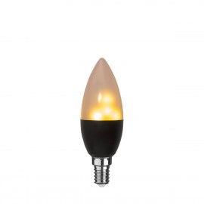 FLAME LED decorative bulb E14 C37 0.8-1.2W 1800K Star Trading