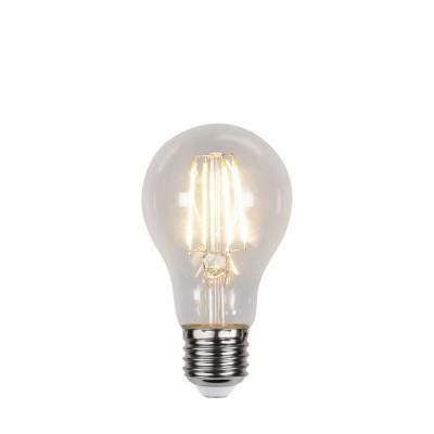 SENSOR CLEAR LED lamp with twilight sensor A60 E27 7W 2700K Star Trading