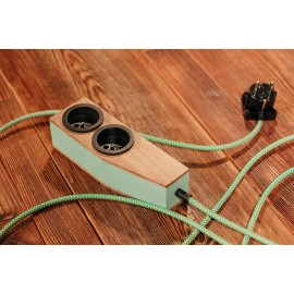 Electric strip LONG JOHN 2 - mint Zetpety
