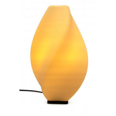 Lampa stołowa TULIP E27 15W biomateriał z włóknami drewna btv010bgbk Altrilight