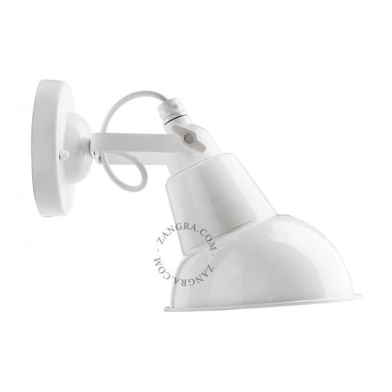Wall lamp / sconce light.055.004 E27 Zangra