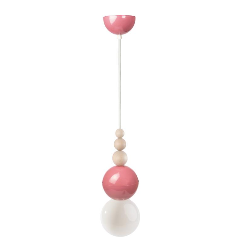 Loft Bala pink pendant lamp II quality Kolorowe Kable