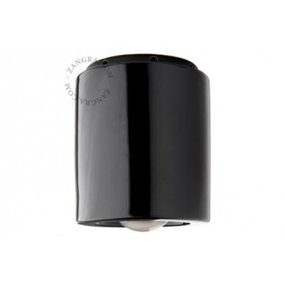 Ceiling lamp, ceramic holder black light.013.002 E27 Zangra