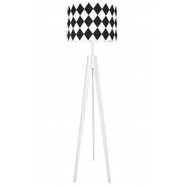 Black Diamonds Floor Lamp