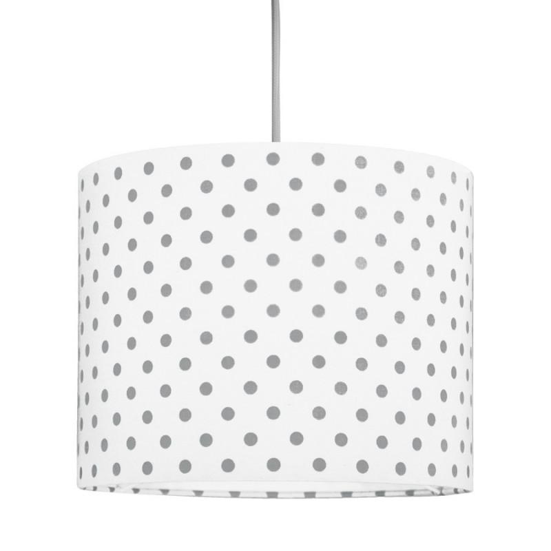 Grey Dots MINI Lampshade Ø25cm