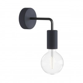White wall lamp Fermaluce EIVA ELEGANT sconce L-shaped waterproof IP65 Creative-Cables