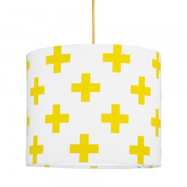 Yellow sharps MINI Lampshade Ø25cm