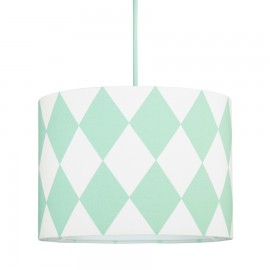 Mint diamonds MINI Lampshade Ø25cm