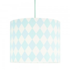 Pastel diamonds MINI Lampshade Ø25cm