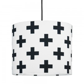 Black sharps MINI Lampshade Ø25cm
