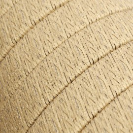 Jute fabric CN06 jute braided flat cable suitable for Filé and Lumet systems Creative-Cables