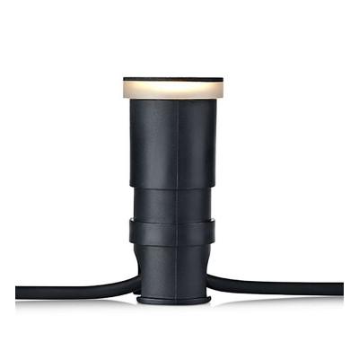 Lampa GARDEN 24 Wpust 45mm 3W Czarny MARKSLOJD