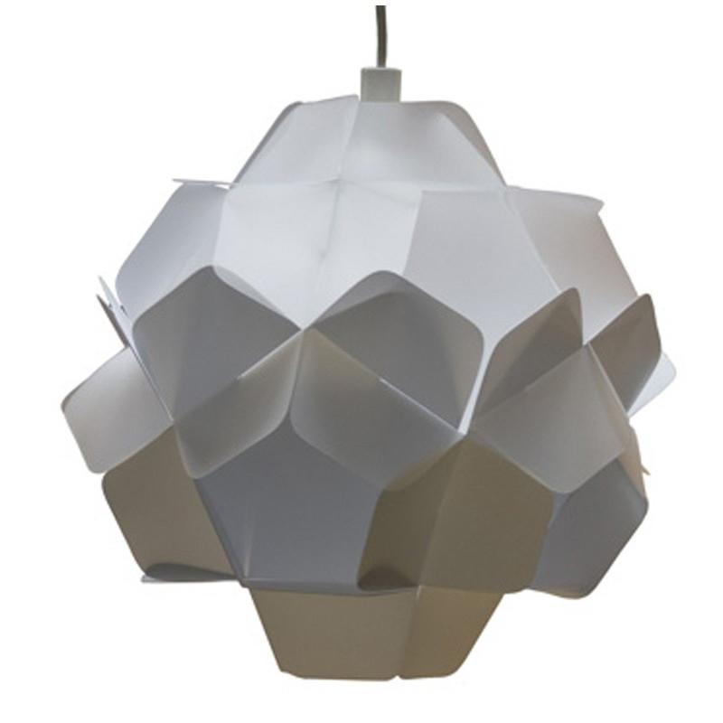 BERGA White Lampshade
