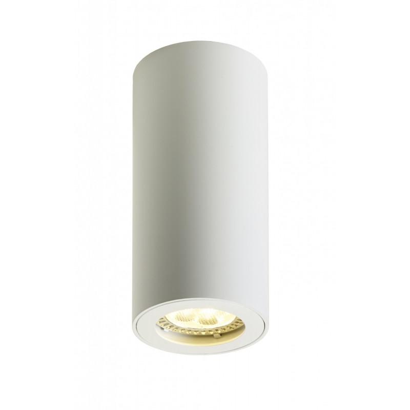 Barlo 13 Ceiling Lamp White Tube