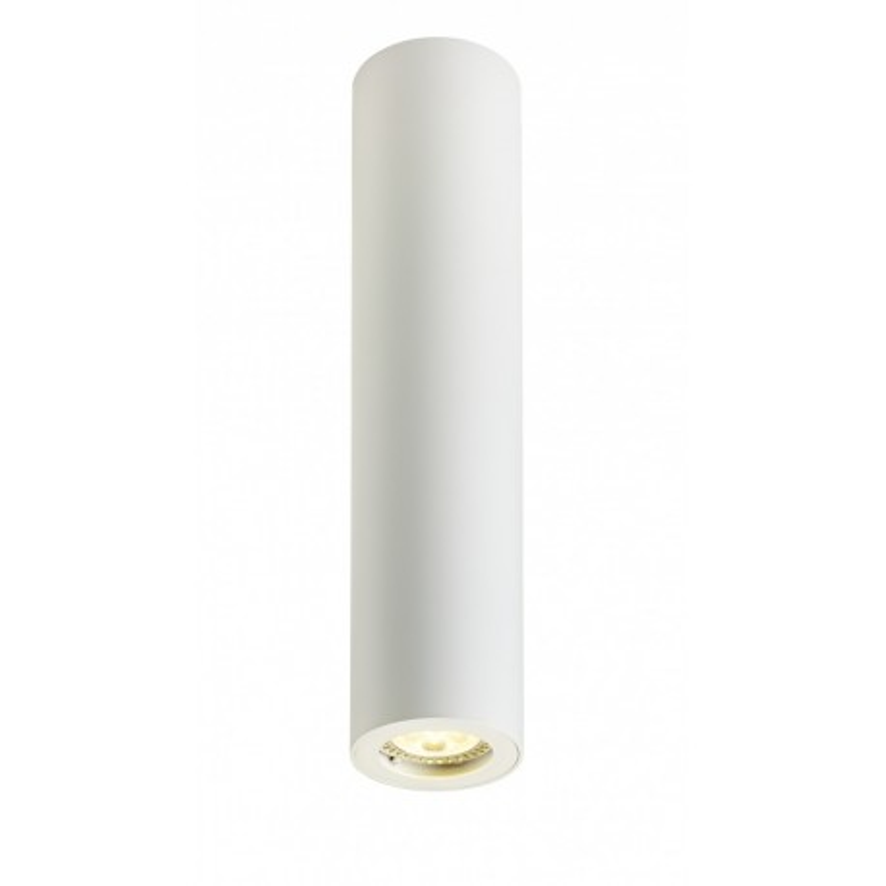 Barlo 30 Ceiling Lamp White Tube