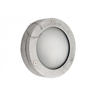 Aluminium fixture - mini, light.o.008 Zangra