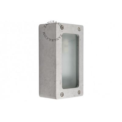 Lampa aluminiowa - mini light.o.012 Zangra