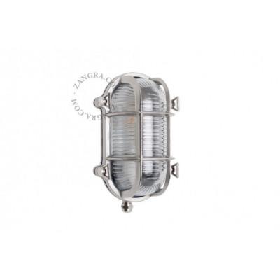 Well glass 'bulkhead' fixture light.o.020.005 Zangra