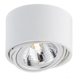 Lumos 1 surface-mounted ceiling lamp white | black | grey