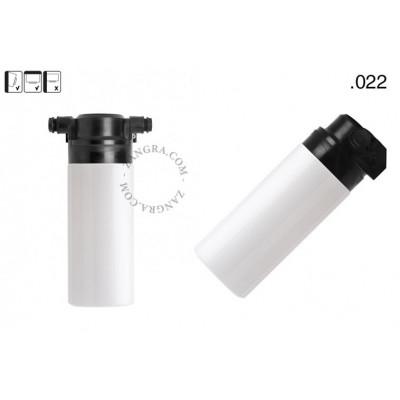 Lampa ścienna ze szklanym kloszem light.o.119.b.glass022 Zangra