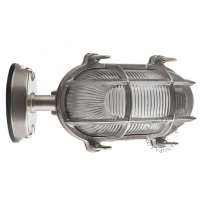 Well glass 'bulkhead' fixture light.o.020.008 Zangra