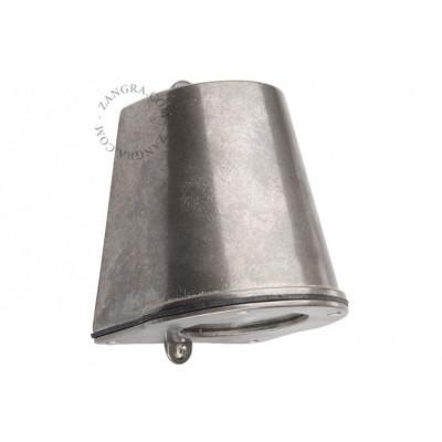 Brass nickel-plated wall lamp light.o.085.002 Zangra