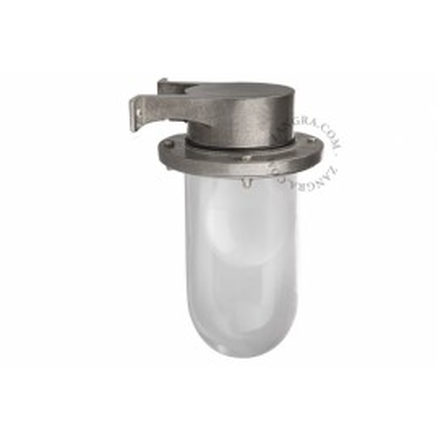 Brass nickel-plated wall lamp light.o.087.002 Zangra