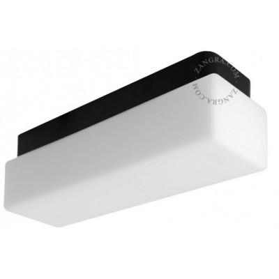 Ceiling lamp with a glass shade LED light.o.093.b.002 Zangra