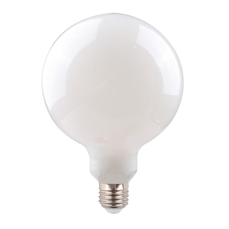Mleczna żarówka dekoracyjna eco LED 125mm 4W
