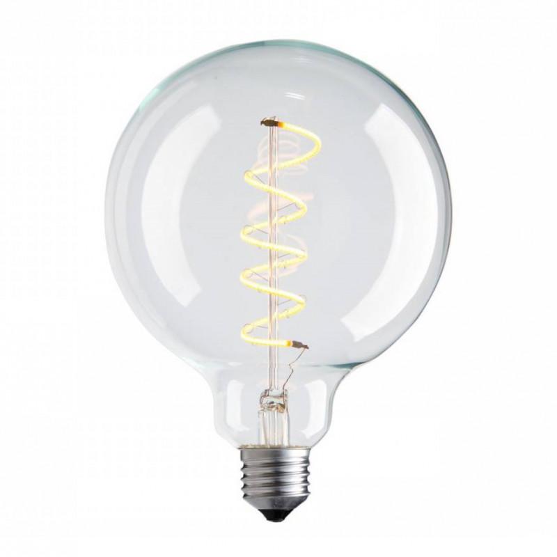 Żarówka dekoracyjna eco Vintage  Spiral LED 125mm 4W