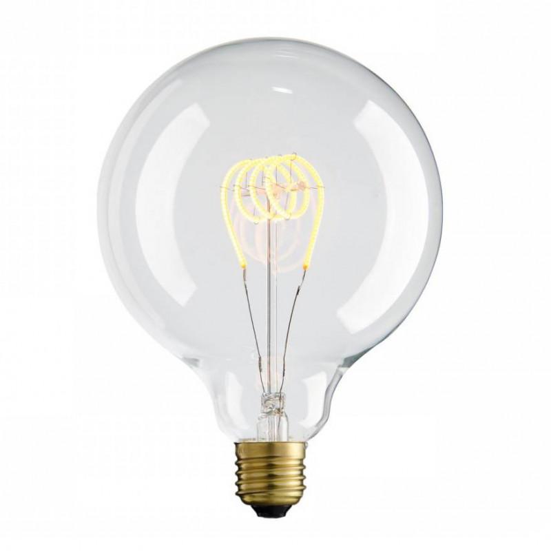 Żarówka dekoracyjna eco Vintage  Loop LED 125mm 4W