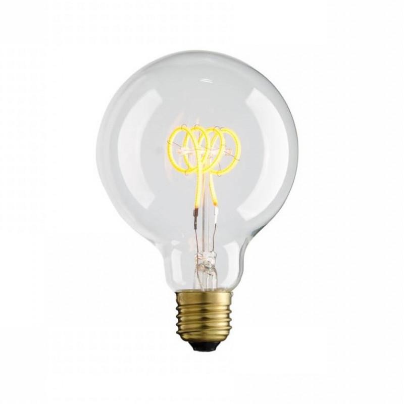 Żarówka dekoracyjna eco Vintage  Loop LED 95mm 4W