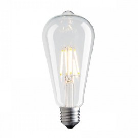 Decorative eco LED light bulb ST64 65mm 4W