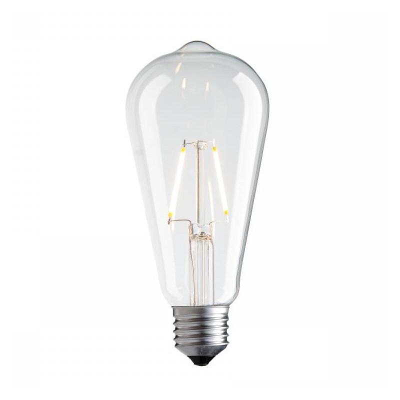Żarówka dekoracyjna eco LED ST64 65mm 2W
