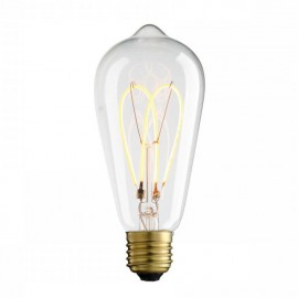 Decorative eco VINTAGE LED VARIOUS light bulb ST64 65mm 4W