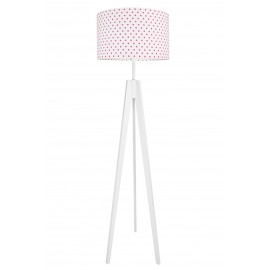 Amaranthine Dots Floor Lamp