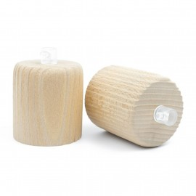 Osłonka sufitowa maskownica drewniana piaskowana typ A