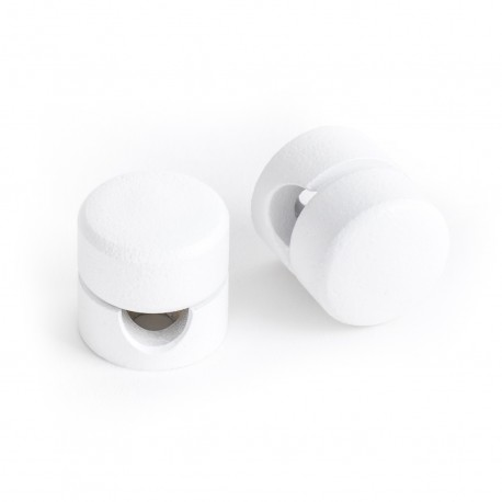 Cable holder white structural