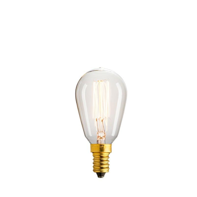 Żarnikowa żarówka dekoracyjna Straight ST45 45mm 25W